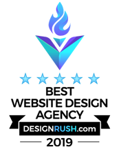 Best Website Design Agency of 2019 by DesignRush