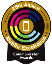 Ziggle Tech Wins Communicator Award of Excellence, 2019